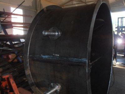 Manufacturing of flue gas flaps