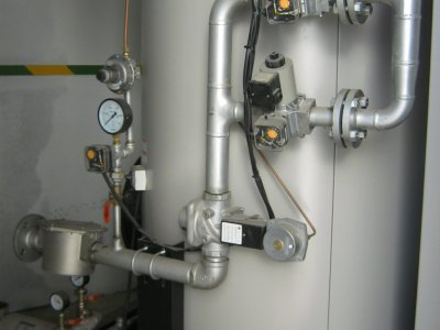 Alteration and installation of steam generators